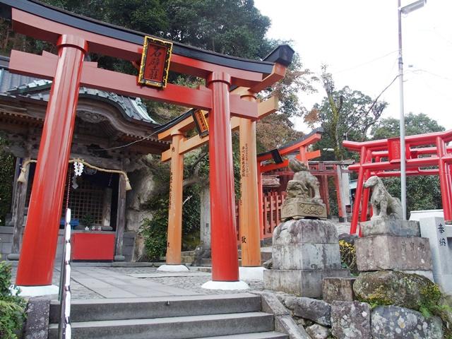 祐徳稲荷神社石壁社