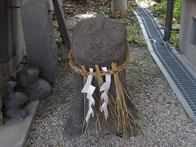 伊勢神社肥前狛犬1