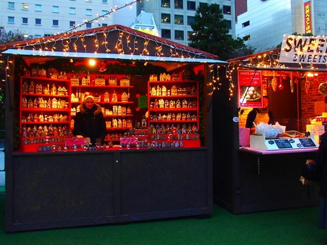 天神クリスマスマーケットテナント3