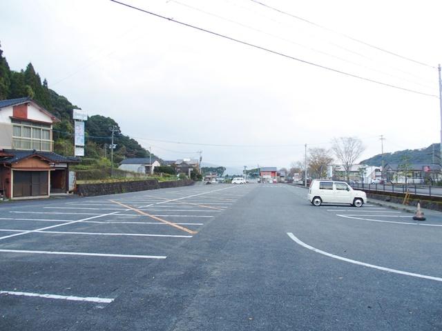 祐徳稲荷神社駐車場1