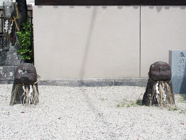 伊勢神社肥前狛犬2
