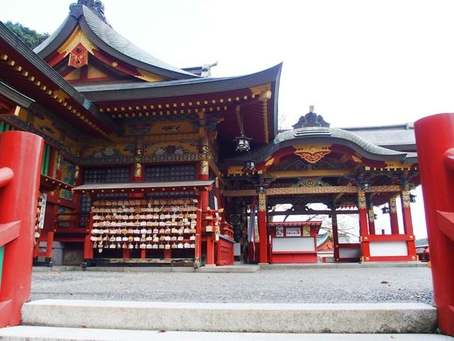 祐徳稲荷神社本殿2