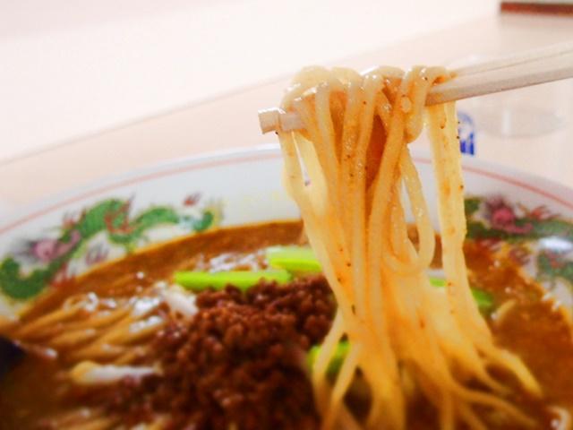 けん軒担々麺3