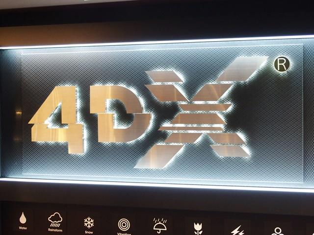 「キャナルシティ博多4DXシアター」座席が動く、水と風、香りを感じる最新映画を体験!