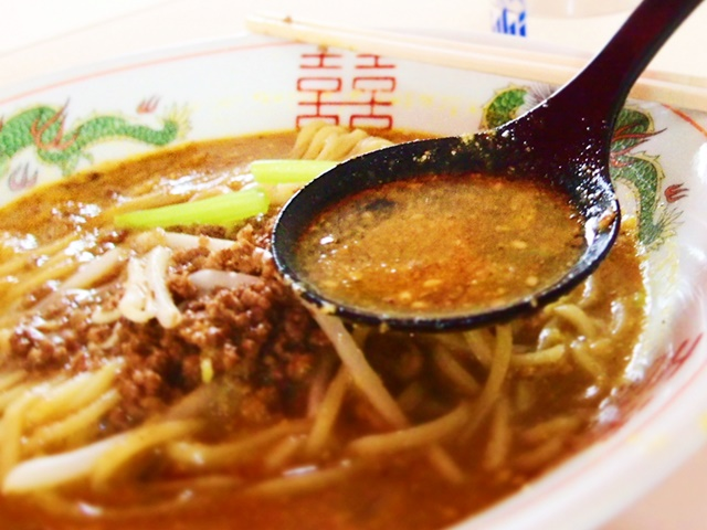 けん軒担々麺2