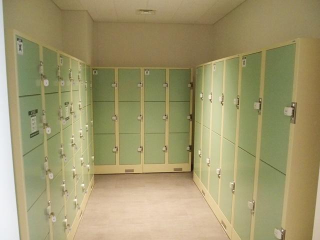 ゆめプラット小城ロッカールーム