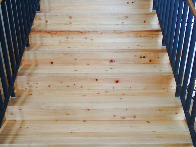 ゆめプラット小城階段