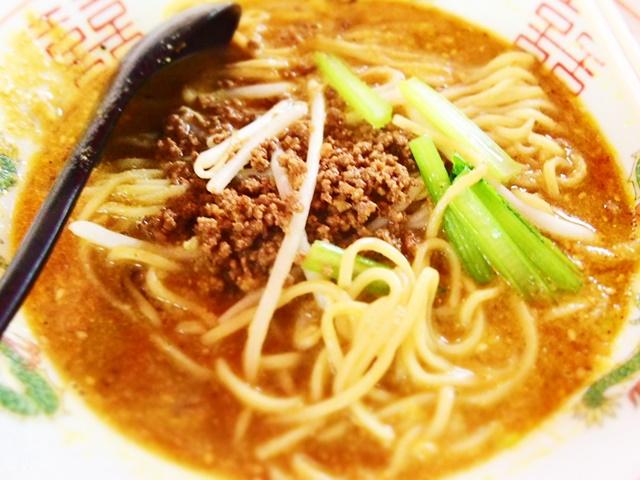 けん軒担々麺4