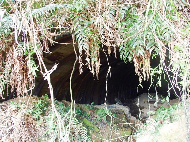 杵島炭鉱鉄道トンネル11