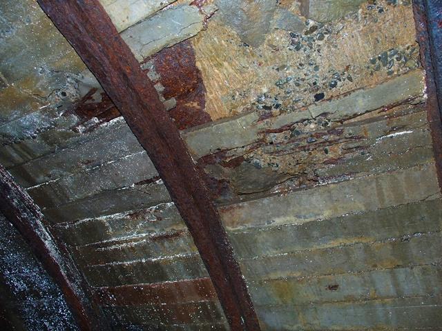 杵島炭鉱鉄道トンネル14