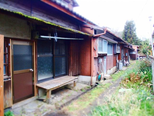 これは凄い!まるでタイムスリップしたような佐賀大町町の炭鉱住宅とレトロな住宅街