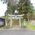「杵島城跡」佐賀白石町にある須古城の西面を守る支城跡