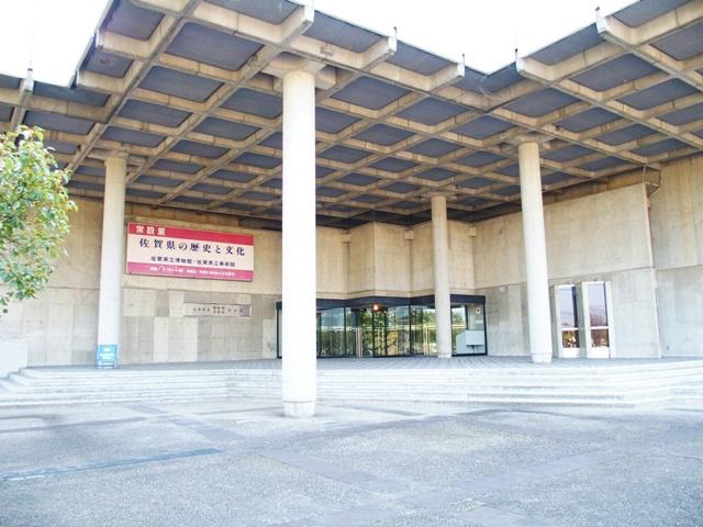 「佐賀県立博物館」佐賀で一番熱い時代「室町・戦国時代」の資料がある貴重な博物館。