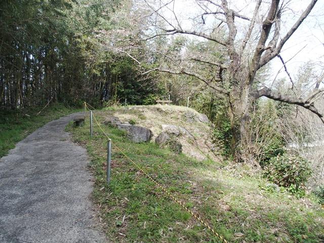 須古城跡10