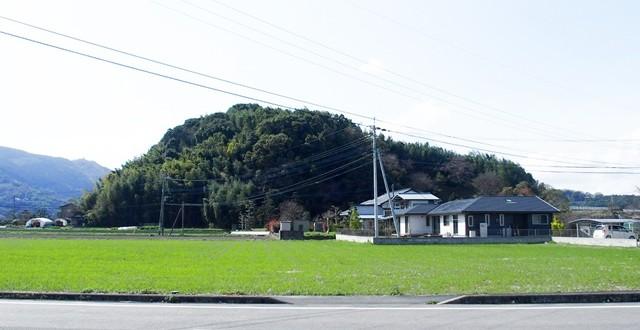 須古城跡トップ
