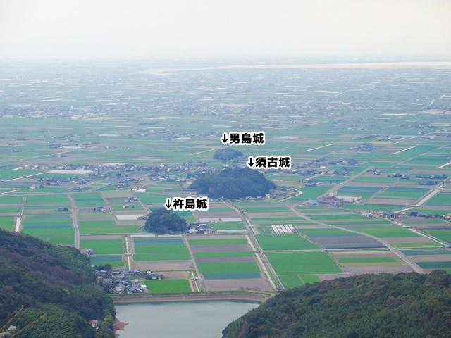 須古城跡1