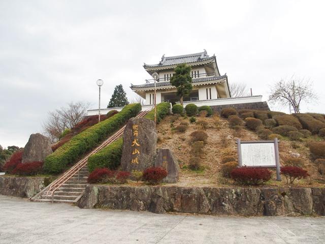 犬山城展望台4