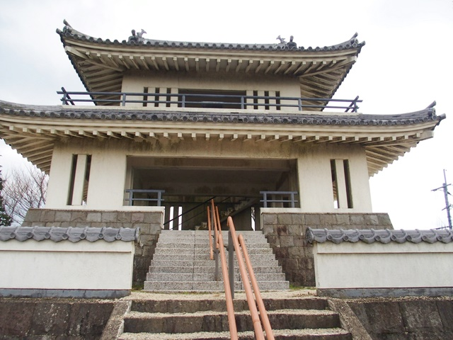 犬山城展望台6