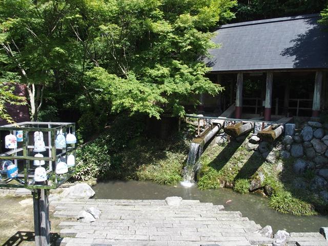 大川内山2