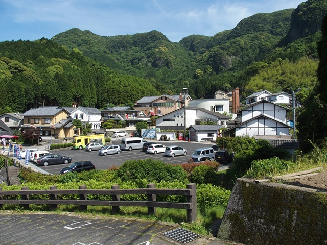 大川内山観光22