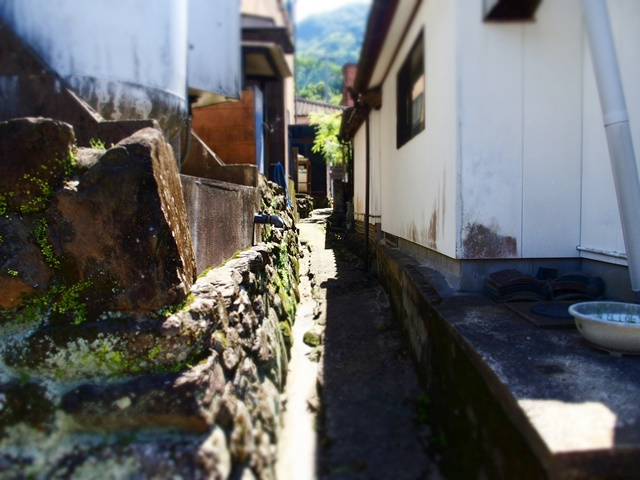大川内山9