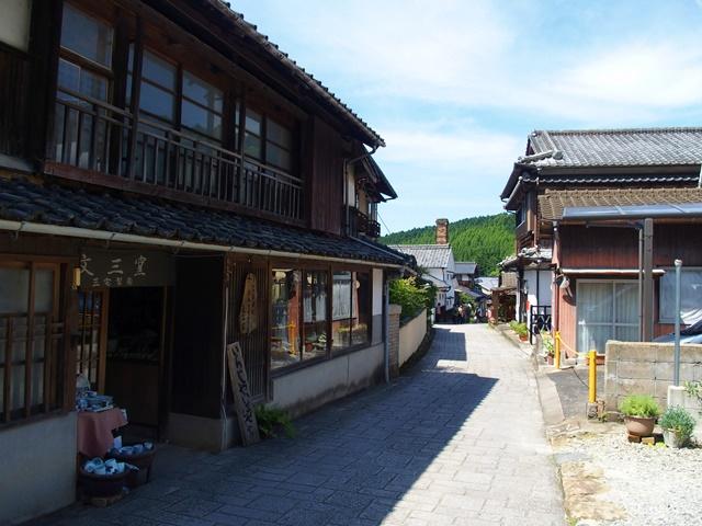 大川内山21