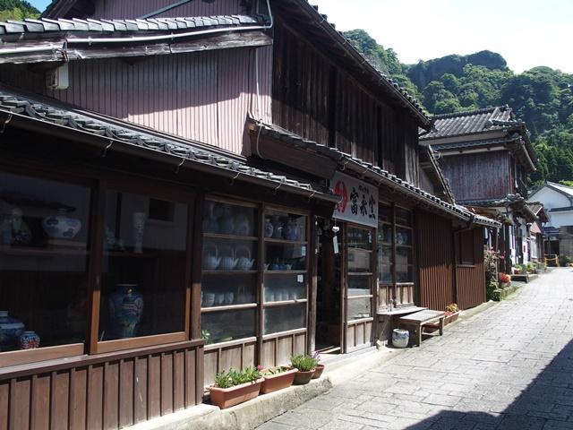 大川内山20