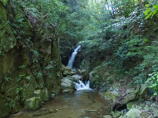 御手水の滝12