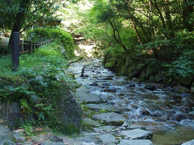 御手水の滝4