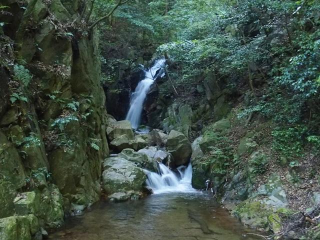 御手水の滝13