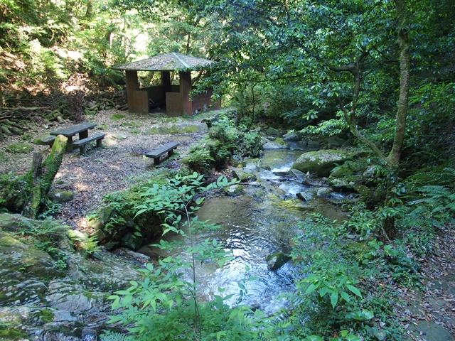御手水の滝28