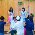「ピンキースカイ木6(もくむつ)ライブ」佐賀のご当地アイドル定期無料ライブは熱かった