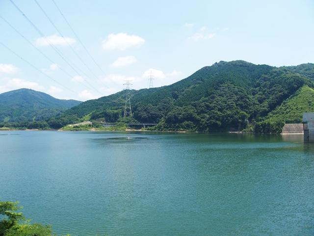嘉瀬川ダム5