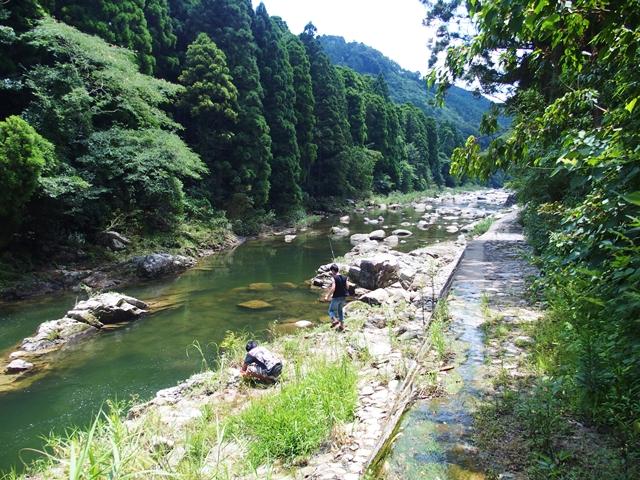 嘉瀬川ダム22