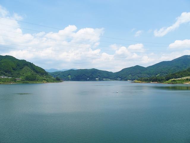 嘉瀬川ダム11