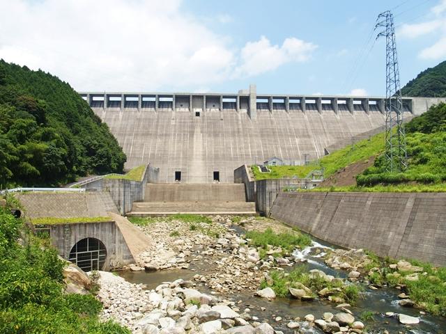 嘉瀬川ダム21