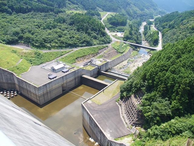 嘉瀬川ダム6