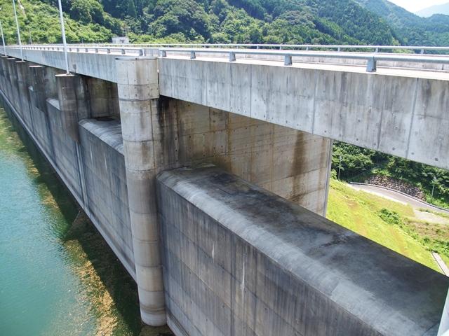 嘉瀬川ダム10