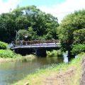「寒水川(しょうず川)」佐賀の乱の激戦地へ行ってきました。旧長崎街道みやき町六ノ坪橋付近