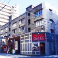 「店屋町ビル」戦後の面影を色濃く残す福岡市内で最も古い鉄筋コンクリートのアパート
