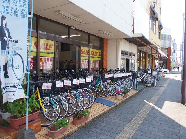 佐賀レンタサイクル10