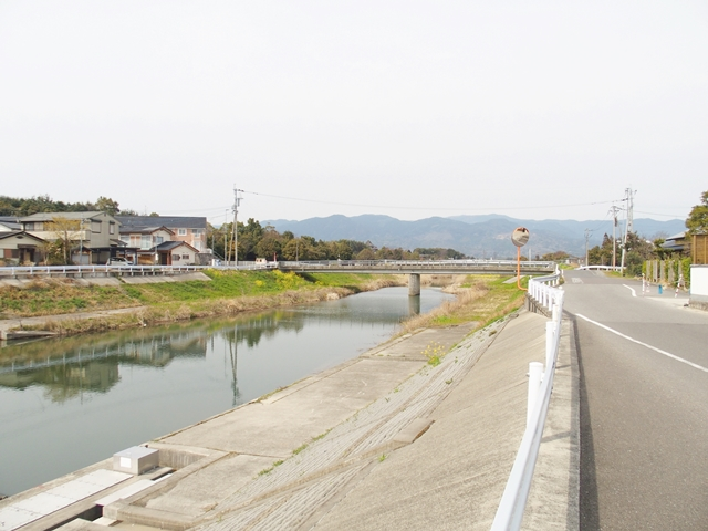 田手川戦場跡