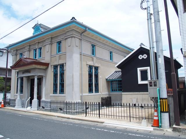 旧古賀銀行神崎2