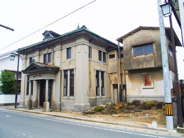 旧古賀銀行神崎1