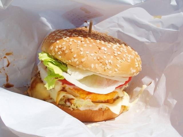 クレイジークレイジーハンバーガー22