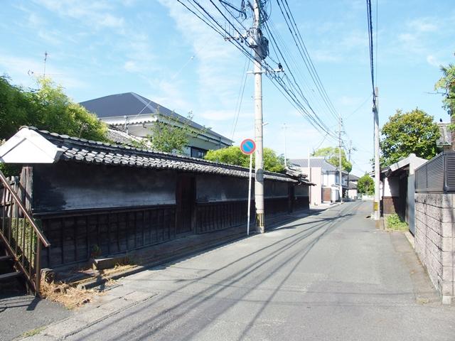 与賀神社参道27