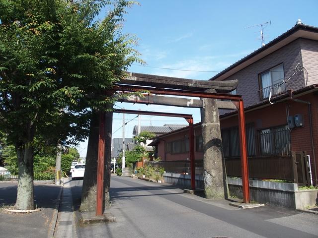 与賀神社参道31
